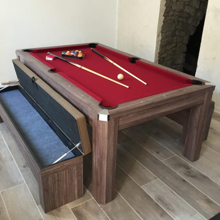 Biljarttafel Toptable Major
