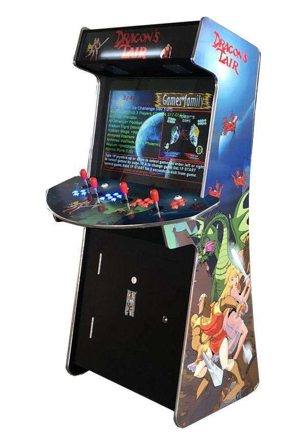 Arcade Dragon's Liar