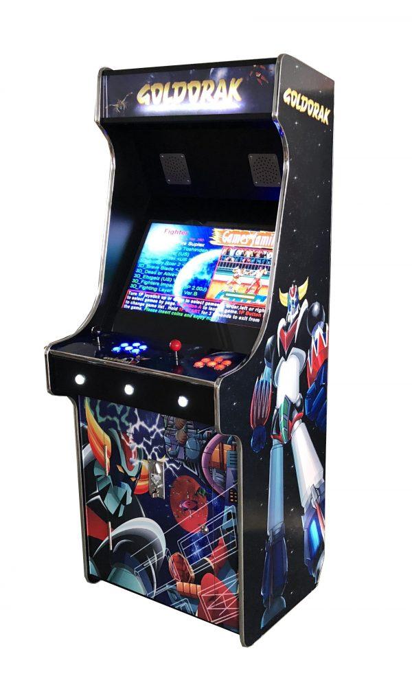 Arcade Gold Orac