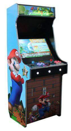 Arcade Mario