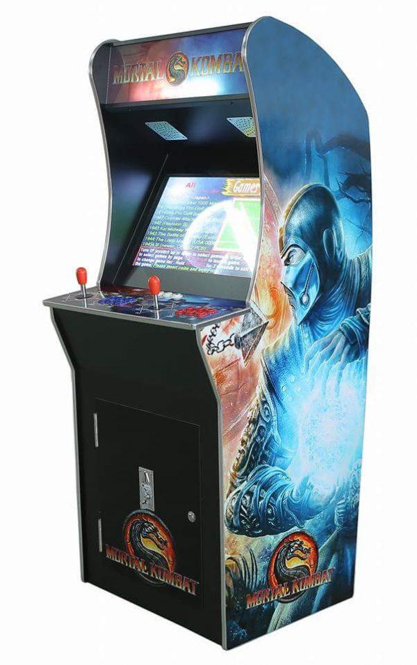 Arcade Mortal Combat