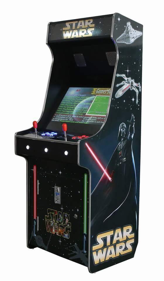Arcade Star Wars 1