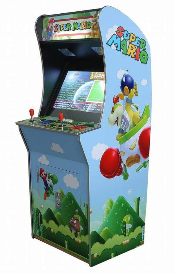 Arcade Super Mario