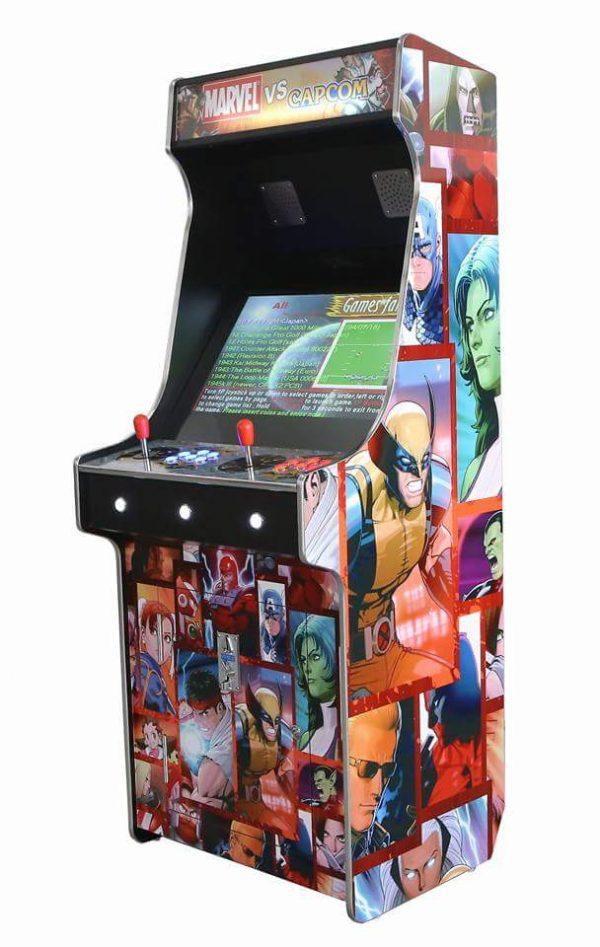 Arcade superhelden