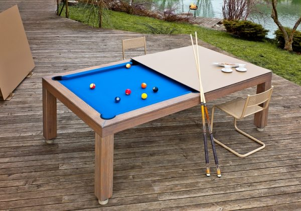 Pooltafel eettafel Vision-Outdoor