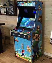 arcade-Mario