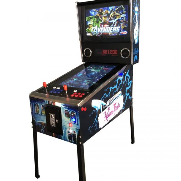 Arcade flipper