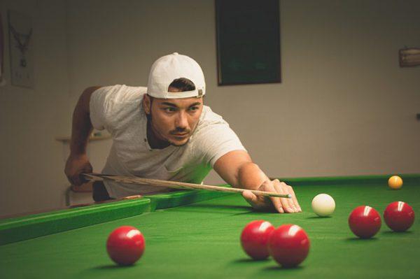 Snooker biljart