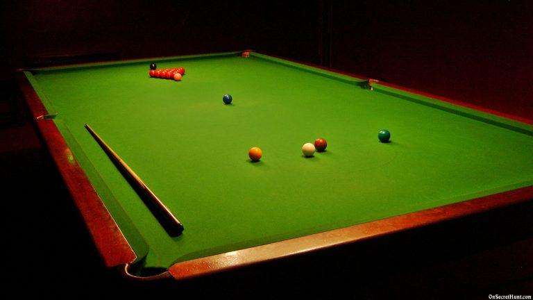 Biljart Snooker Tafel Playlife Blog