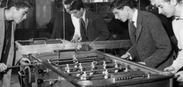 Geschiedenis Tafelvoetbal Playlife